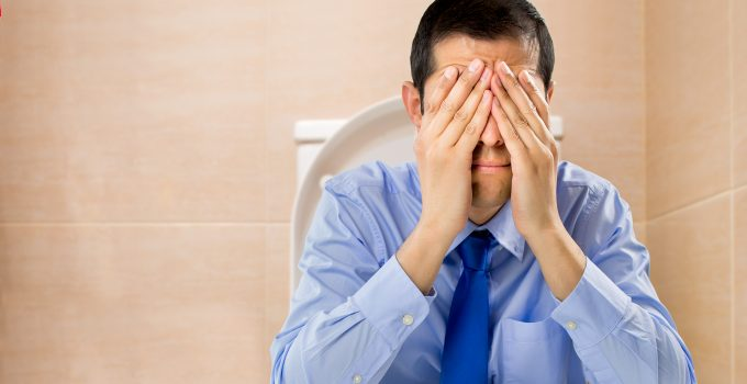 hemorrhoids cause constipation